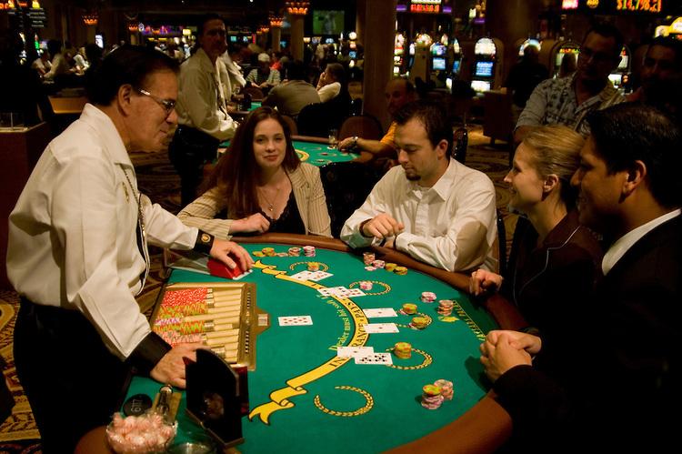 Blackjack 3 to 2 las vegas